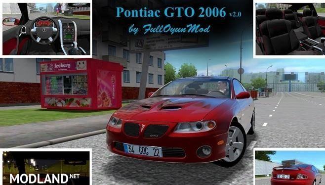 Pontiac GTO [1.5.3]